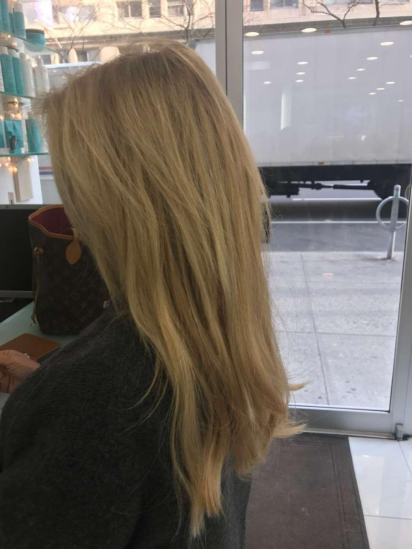 bleu sur bleu Hair Salon - hair care  | Photo 2 of 2 | Address: 1190 3rd Ave, New York, NY 10021, USA | Phone: (212) 774-1845