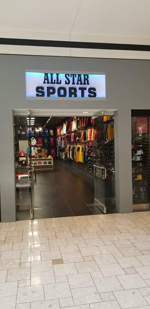 All-Star Sports - clothing store  | Photo 1 of 10 | Address: 300 Monticello Ave #194, Norfolk, VA 23510, USA | Phone: (833) 746-7277