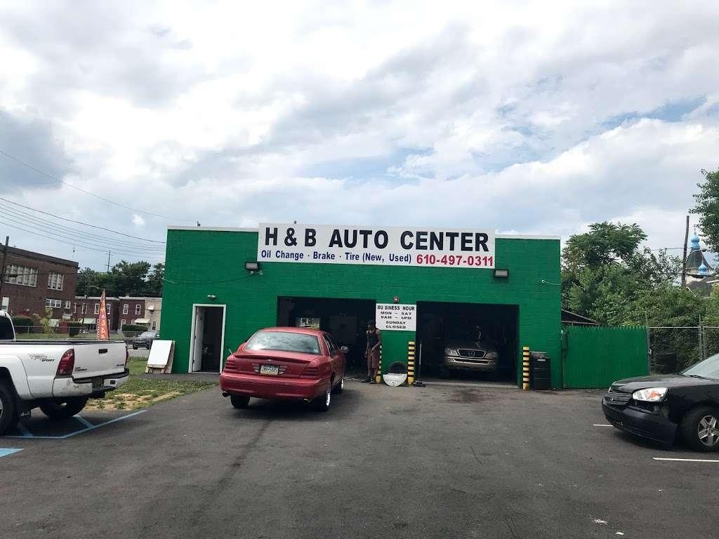 H&B Auto Center - car repair  | Photo 5 of 10 | Address: 2524 W 3rd St, Chester, PA 19013, USA | Phone: (610) 497-0311