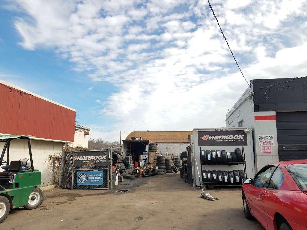 Demi Auto Care & Tires - car repair    Photo 2 of 7   Address: 1100 Convery Blvd, Perth Amboy, NJ 08861, USA   Phone: (201) 615-3213