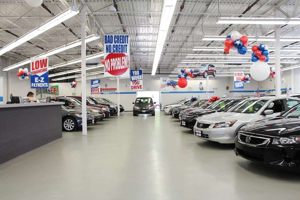 Huntington Honda West - car repair  | Photo 1 of 10 | Address: 147 E Jericho Turnpike, Huntington Station, NY 11746, USA | Phone: (631) 930-3030