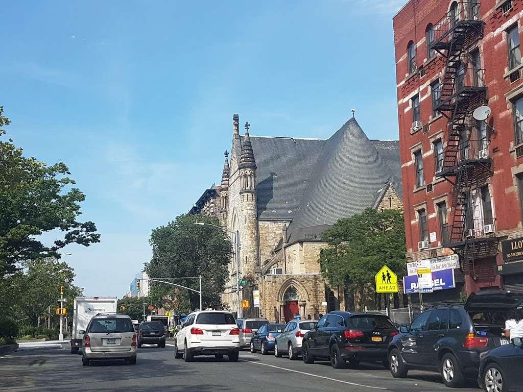 Salem United Methodist Church - church  | Photo 6 of 10 | Address: 2190 Adam Clayton Powell Jr Blvd, New York, NY 10027, USA | Phone: (212) 678-2700