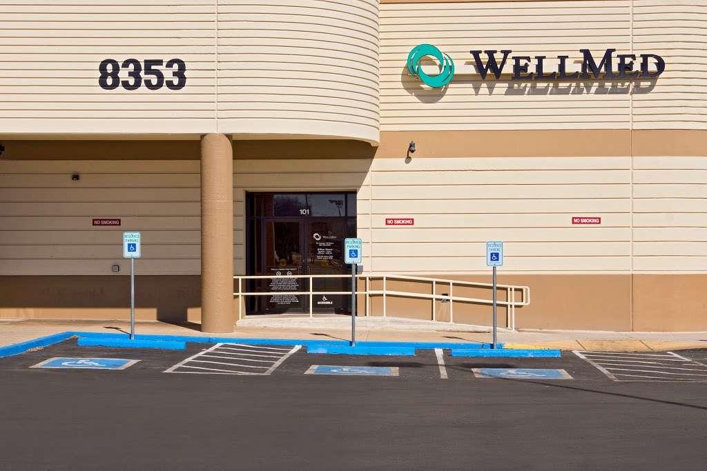WellMed at Great Northwest - health  | Photo 1 of 5 | Address: 8353 Culebra Rd #103, San Antonio, TX 78251, USA | Phone: (210) 706-2580