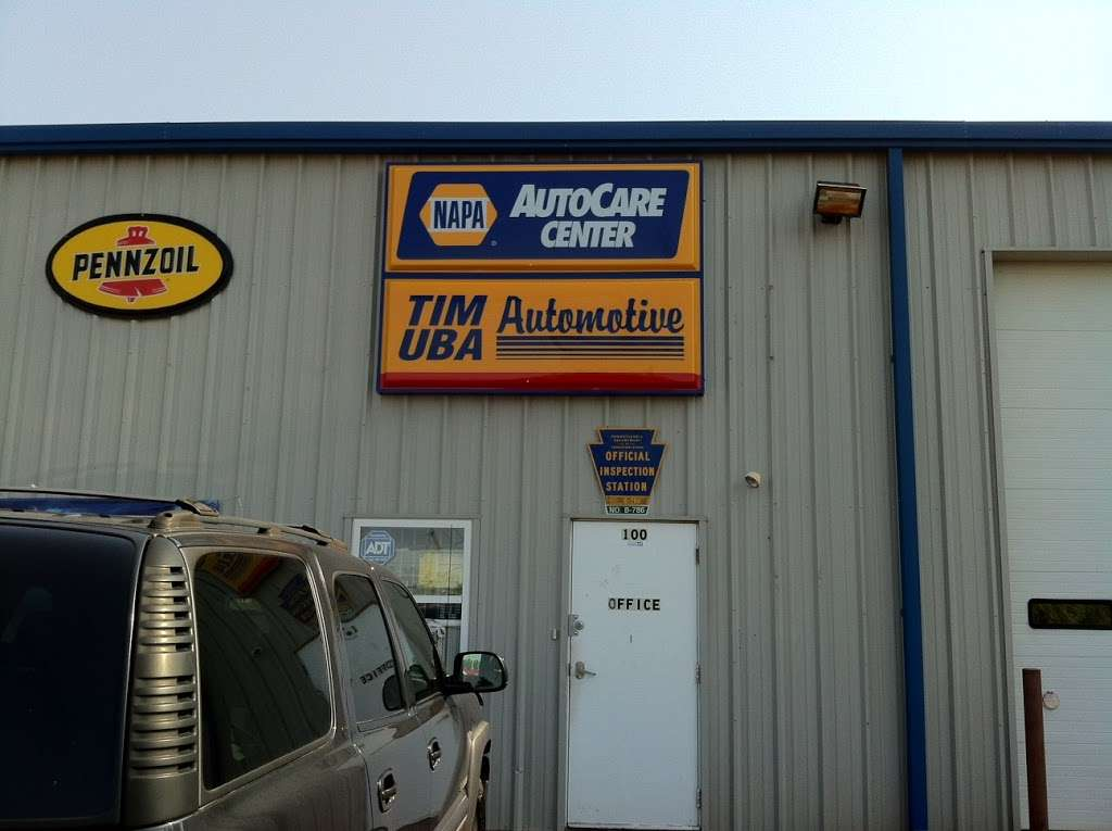 Tim Uba Automotive - car repair  | Photo 1 of 2 | Address: 100 Lightcap Rd, Pottstown, PA 19464, USA | Phone: (610) 495-1022