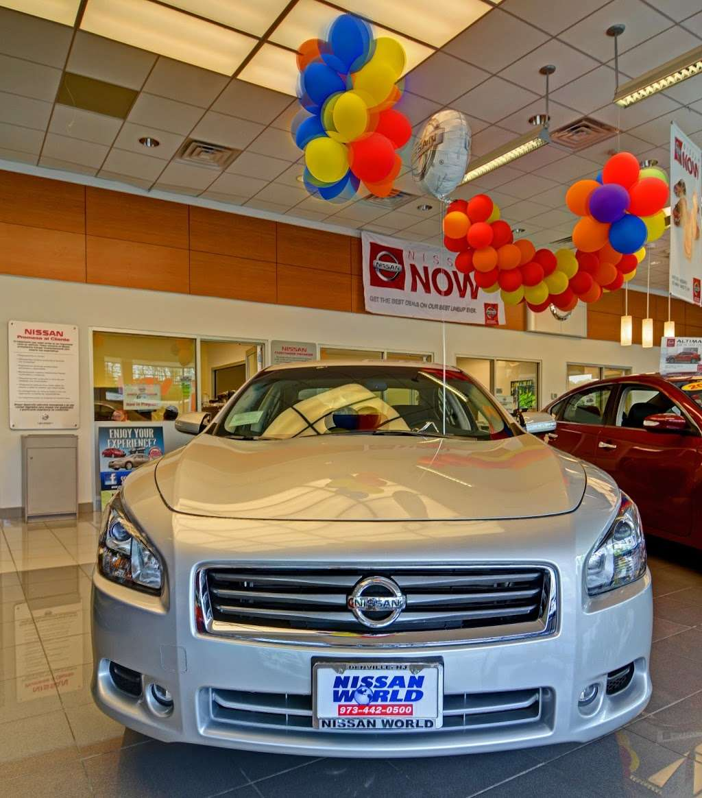 nissan world of denville 3057 nj 10 denville nj 07834 usa businessyab