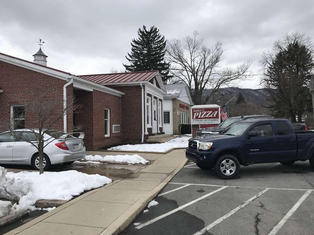 Toledo's II Pizza - restaurant  | Photo 1 of 1 | Address: 130 Mullen St, Fort Loudon, PA 17224, USA | Phone: (717) 595-0156
