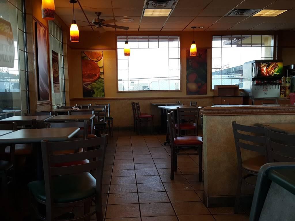 Subway - restaurant    Photo 3 of 9   Address: 5415 Dyer St, El Paso, TX 79904, USA   Phone: (915) 564-0593