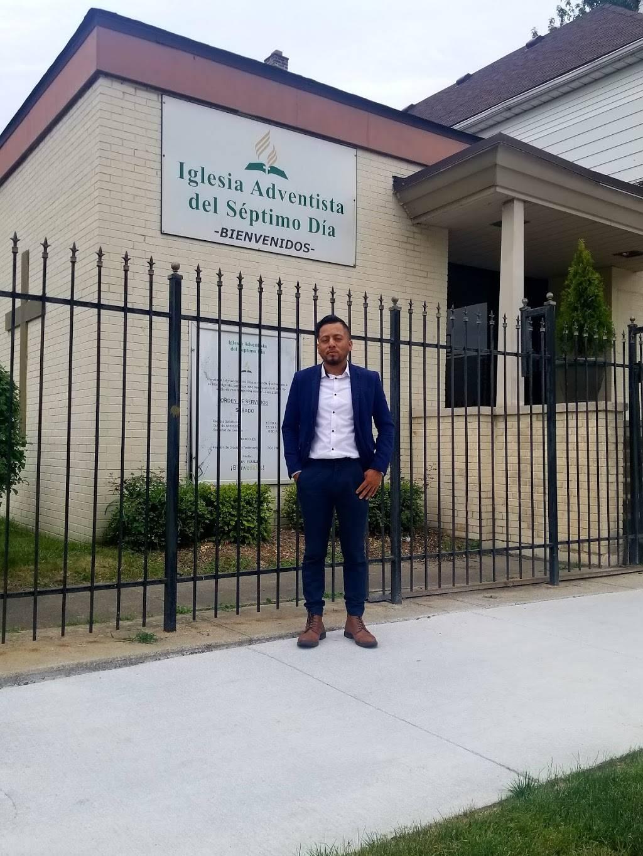Detroit Cavalry Spanish SDA Church - church  | Photo 3 of 10 | Address: 1227 Cavalry St, Detroit, MI 48209, USA | Phone: (313) 842-2730