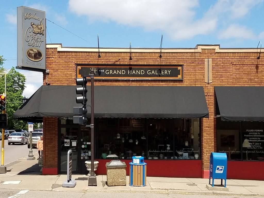 Grand Hand Gallery - art gallery  | Photo 1 of 10 | Address: 619 Grand Ave, St Paul, MN 55102, USA | Phone: (651) 312-1122