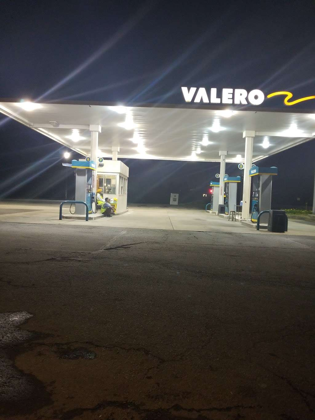 Valero - gas station  | Photo 1 of 3 | Address: 3817 Deans Ln, Monmouth Junction, NJ 08852, USA | Phone: (732) 297-9540