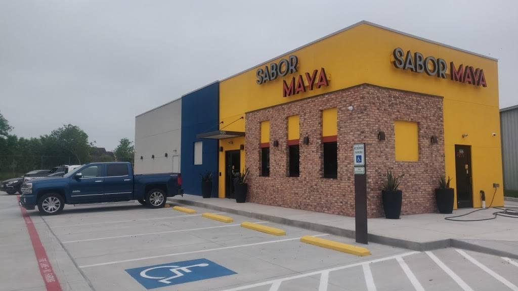 Sabor Maya Mexican Cuisine - restaurant  | Photo 2 of 10 | Address: 202 Lang Rd, Portland, TX 78374, USA | Phone: (361) 704-6444