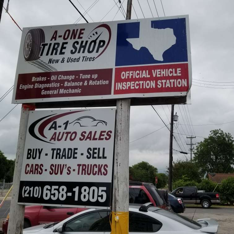 A-1 Tires - car repair  | Photo 2 of 2 | Address: 750 W, FM78, Cibolo, TX 78108, USA | Phone: (210) 658-1805