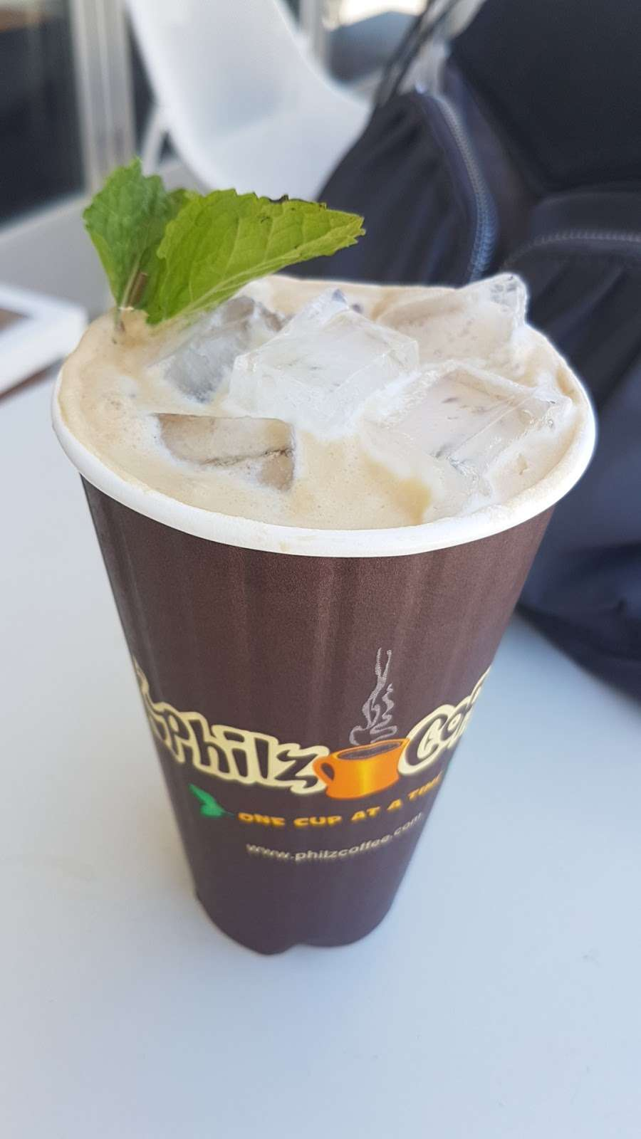 Philz Coffee - cafe    Photo 6 of 10   Address: 19439 Stevens Creek Blvd, Cupertino, CA 95014, USA   Phone: (408) 200-4856