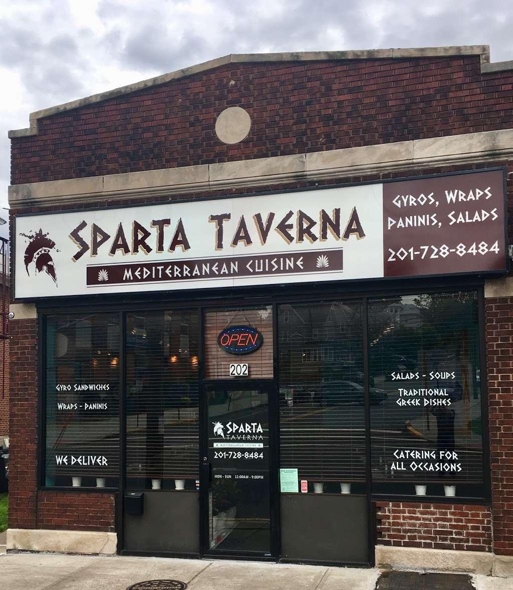 Sparta Taverna - restaurant    Photo 3 of 10   Address: 202 Hackensack St, Wood-Ridge, NJ 07075, USA   Phone: (201) 728-8484