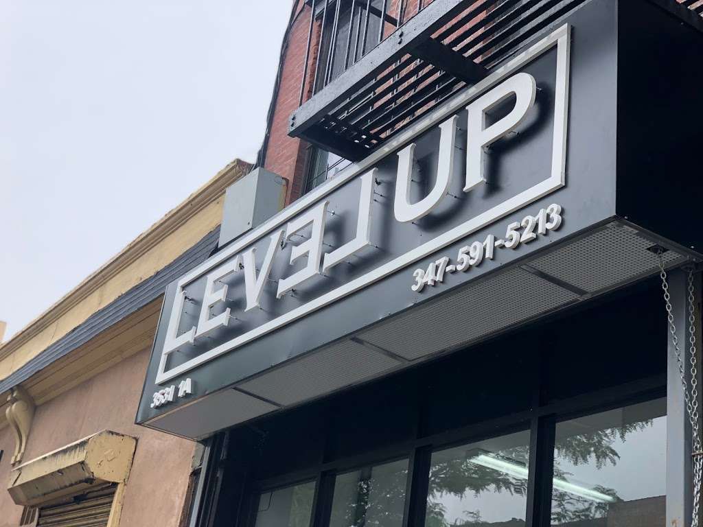 Level Up Grooming Studio - hair care    Photo 4 of 10   Address: 3531 3rd Ave Store 1A, The Bronx, NY 10456, USA   Phone: (347) 591-5213