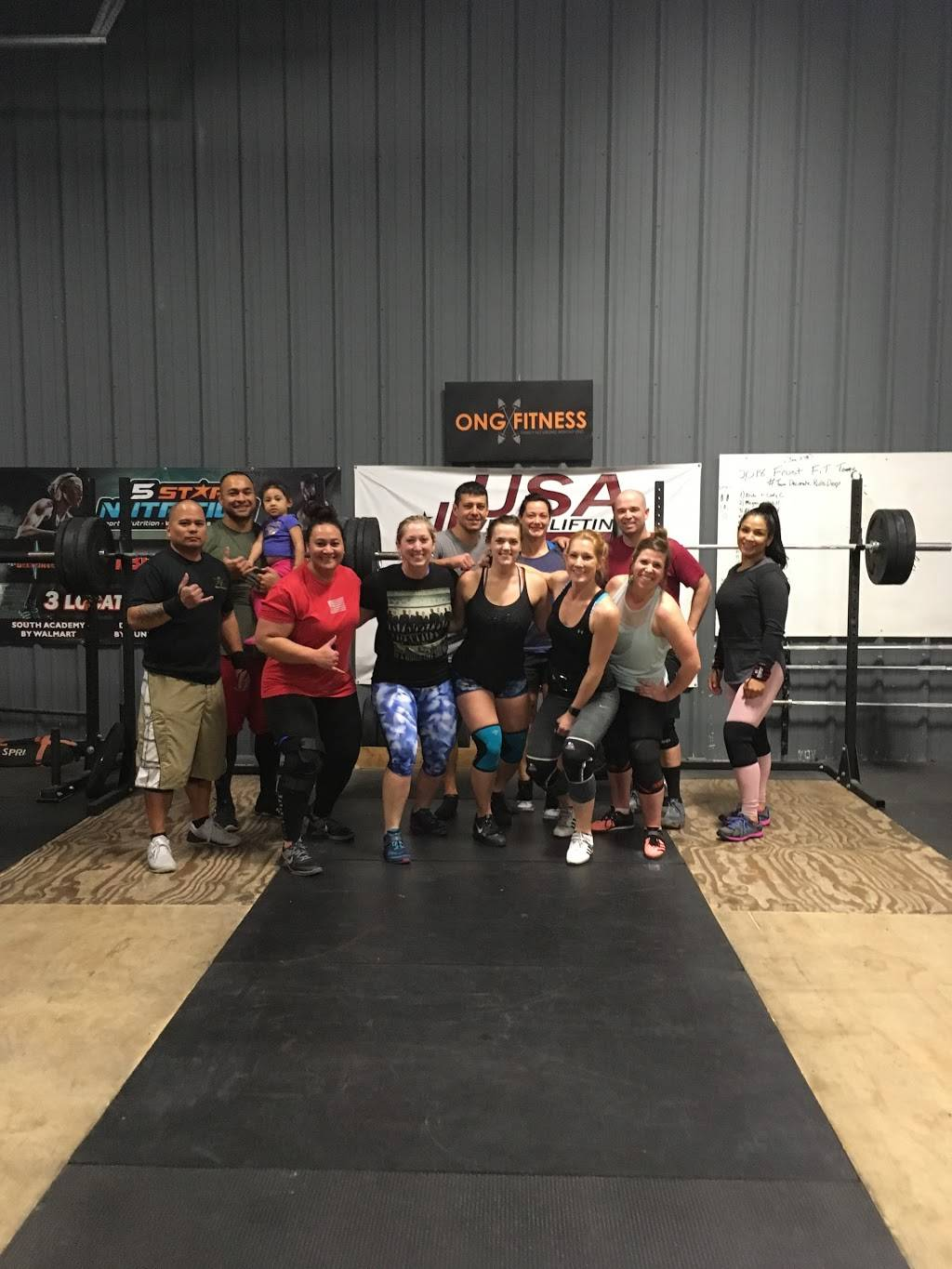 Ong Weightlifting Club - gym    Photo 7 of 7   Address: 6150 Stadia Ct, Colorado Springs, CO 80915, USA   Phone: (719) 359-7909