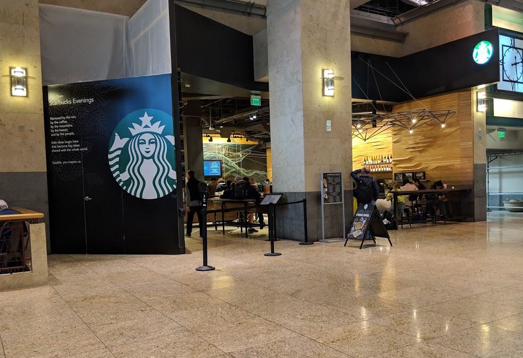 Starbucks Evenings - cafe  | Photo 2 of 7 | Address: Seattle-Tacoma International, Airport, SeaTac, WA 98158, USA | Phone: (206) 717-0837