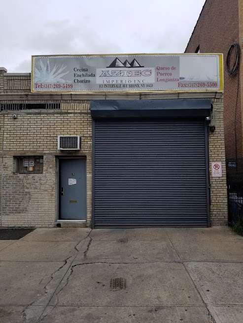 Aztec Imperio Inc. - store  | Photo 1 of 1 | Address: 971 Intervale Ave, The Bronx, NY 10459, USA | Phone: (347) 269-5499