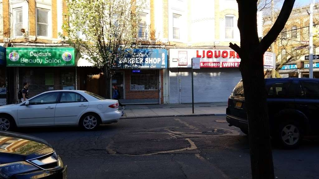 Eddos Barber Shop (Since 2002) - hair care  | Photo 6 of 10 | Address: 6624 Forest Ave, Ridgewood, NY 11385, USA | Phone: (718) 418-6390