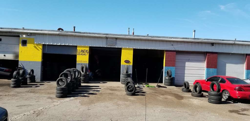 JADE USED TIRE SHOP - car repair  | Photo 3 of 10 | Address: 6105 E 38th St, Indianapolis, IN 46226, USA | Phone: (317) 515-5071
