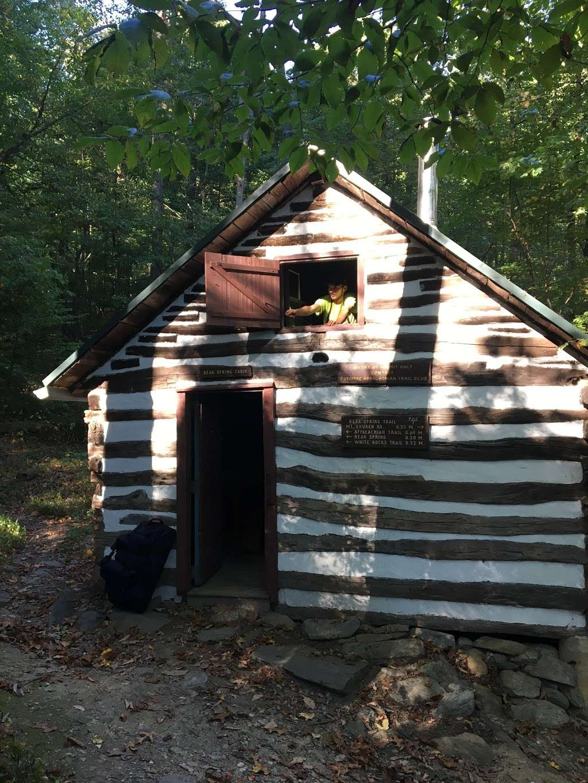 Bear Spring Cabin PATC - lodging  | Photo 6 of 10 | Address: 22, Burkittsville, MD 21769, USA | Phone: (703) 242-0315