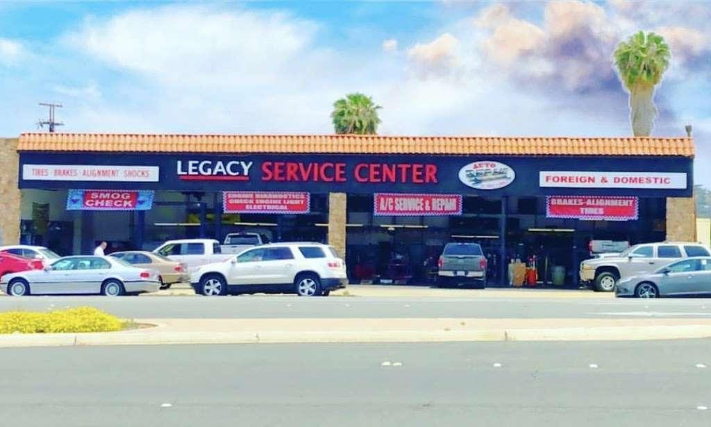 Legacy Auto Care - car repair    Photo 5 of 9   Address: 661 El Cajon Blvd, El Cajon, CA 92020, USA   Phone: (619) 444-2175