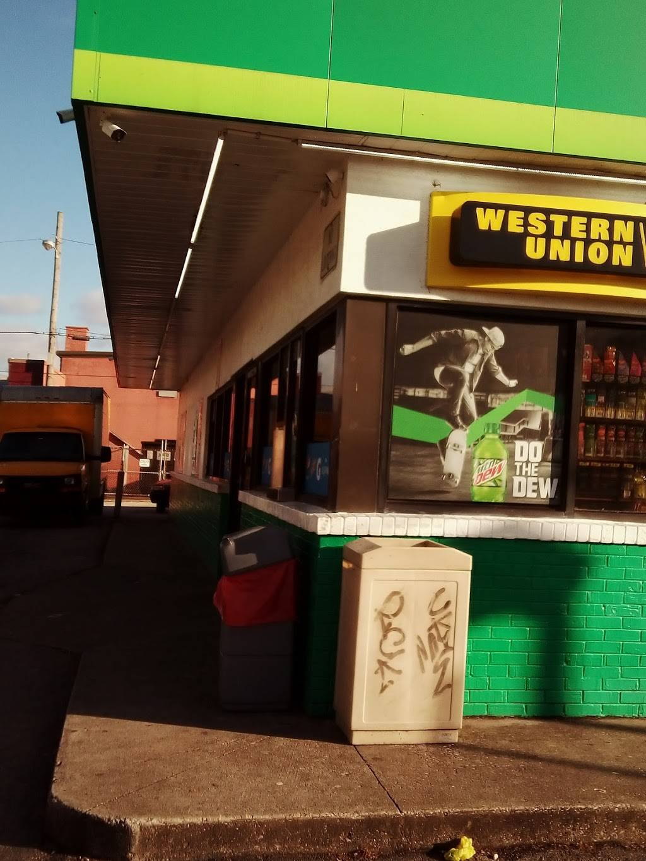 BP - gas station  | Photo 2 of 3 | Address: 2704 Crittenden Dr, Louisville, KY 40209, USA | Phone: (502) 384-9134