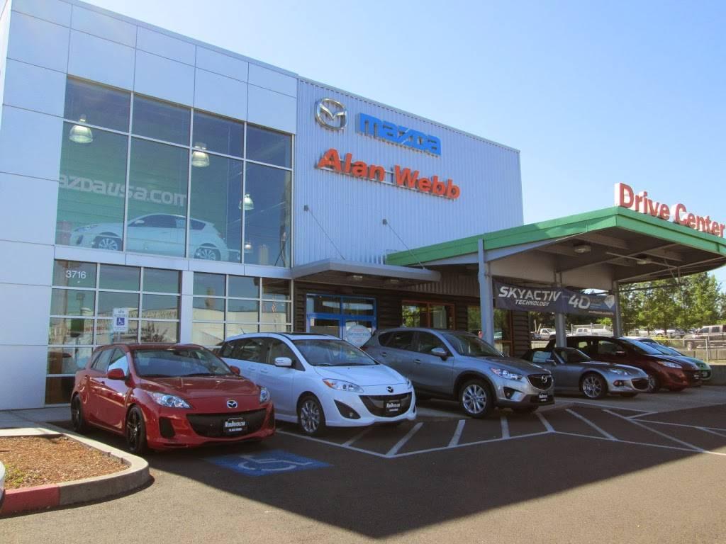 Alan Webb Mazda - car dealer  | Photo 1 of 9 | Address: 3716 NE 66th Ave, Vancouver, WA 98661, USA | Phone: (360) 334-3000