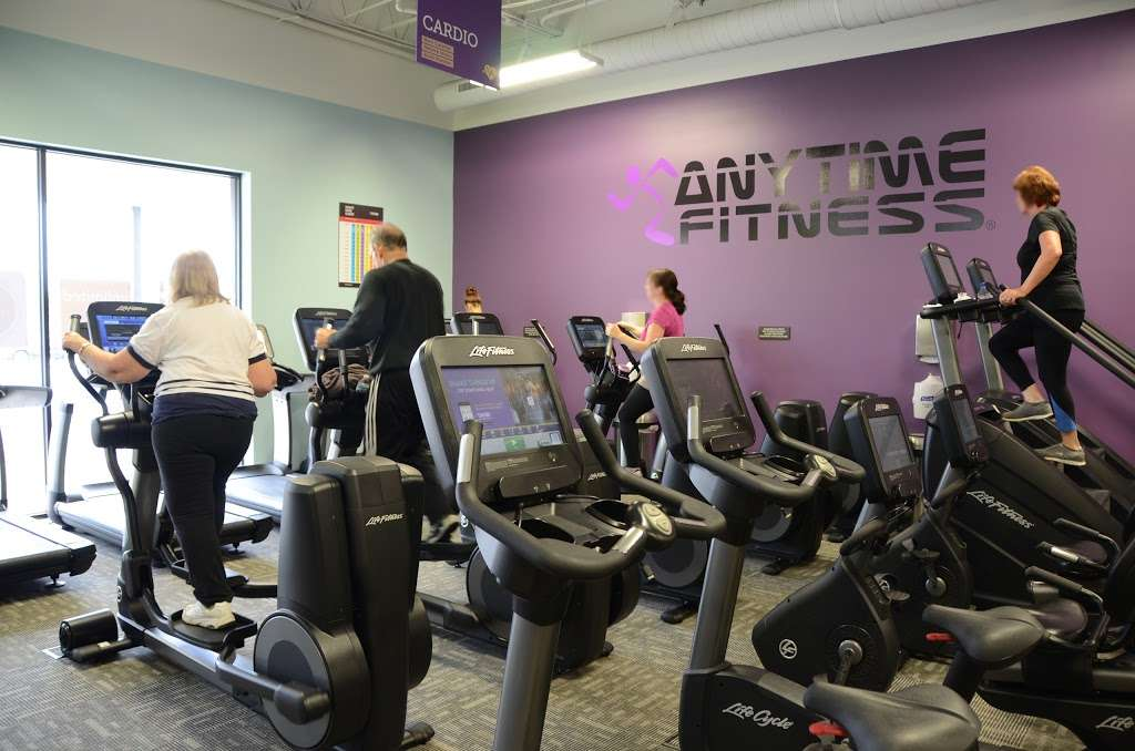 Anytime Fitness 496 S College Ave Rensselaer In 47978 Usa