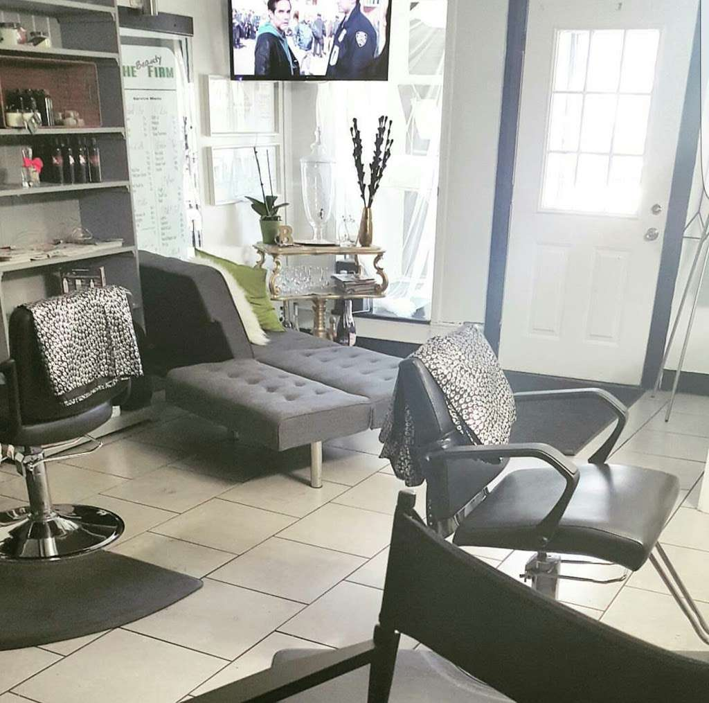The Beauty Firm LLC - hair care    Photo 1 of 6   Address: 6A Rose Ave, Jersey City, NJ 07305, USA   Phone: (201) 839-5900