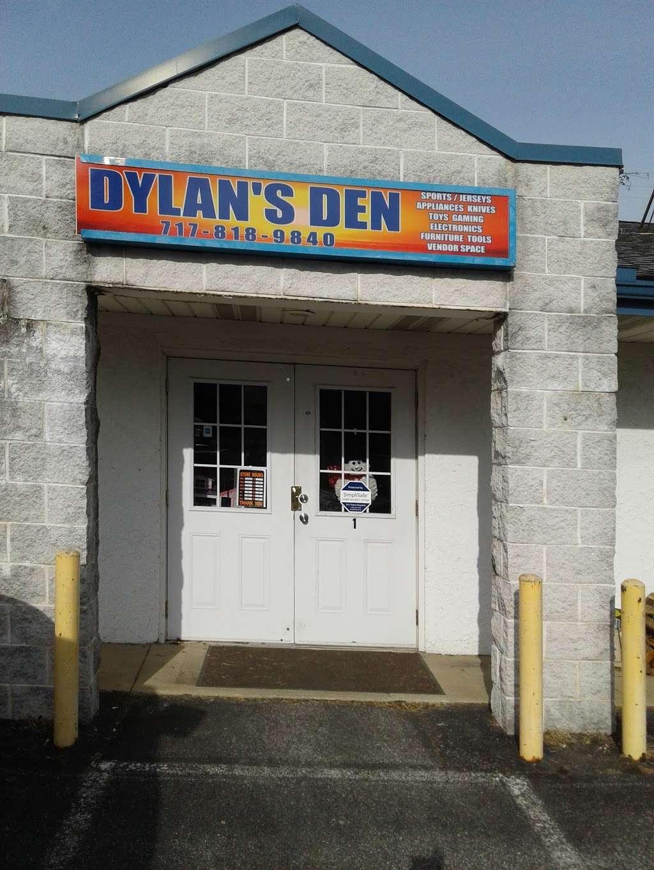 Dylans Den - store  | Photo 1 of 4 | Address: 526 S Main St, Shrewsbury, PA 17361, USA | Phone: (717) 818-9840