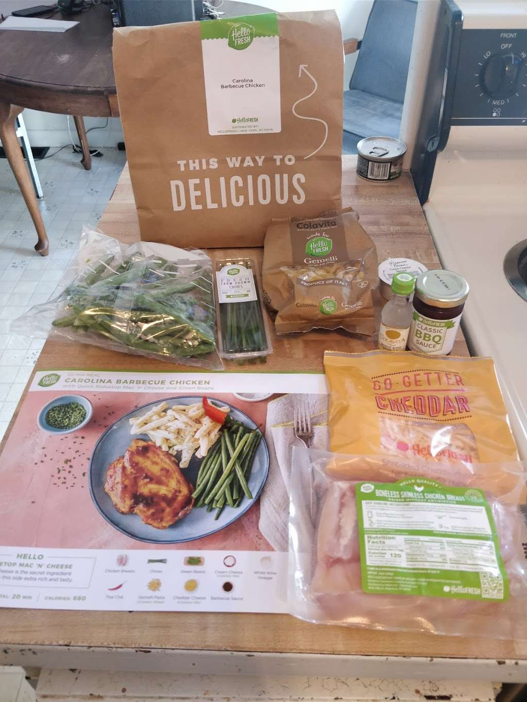 Not known Facts About Hello Fresh Address