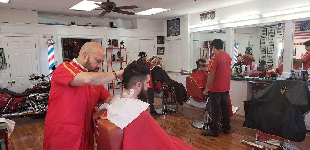 A Barbers Bar & Cafe - hair care    Photo 10 of 10   Address: 19801 S Main St #1, Cornelius, NC 28031, USA   Phone: (704) 997-5737