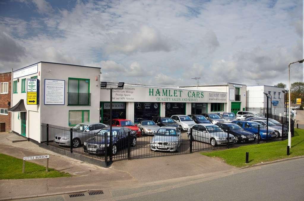 Hamlet Cars - car repair    Photo 2 of 10   Address: 18A Burrowfield, Welwyn Garden City AL7 4SR, UK   Phone: 01707 333345