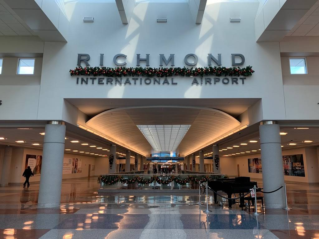 Richmond International Airport - airport  | Photo 3 of 8 | Address: 1 Richard E Byrd Terminal Dr, Richmond, VA 23250, USA | Phone: (804) 226-3000