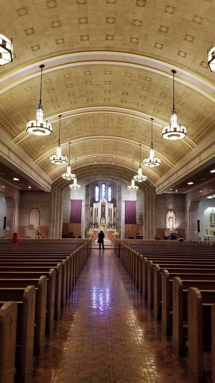 St Josephs Church - church    Photo 10 of 10   Address: 500 Woodlawn Ave, Collingdale, PA 19023, USA   Phone: (610) 583-4530