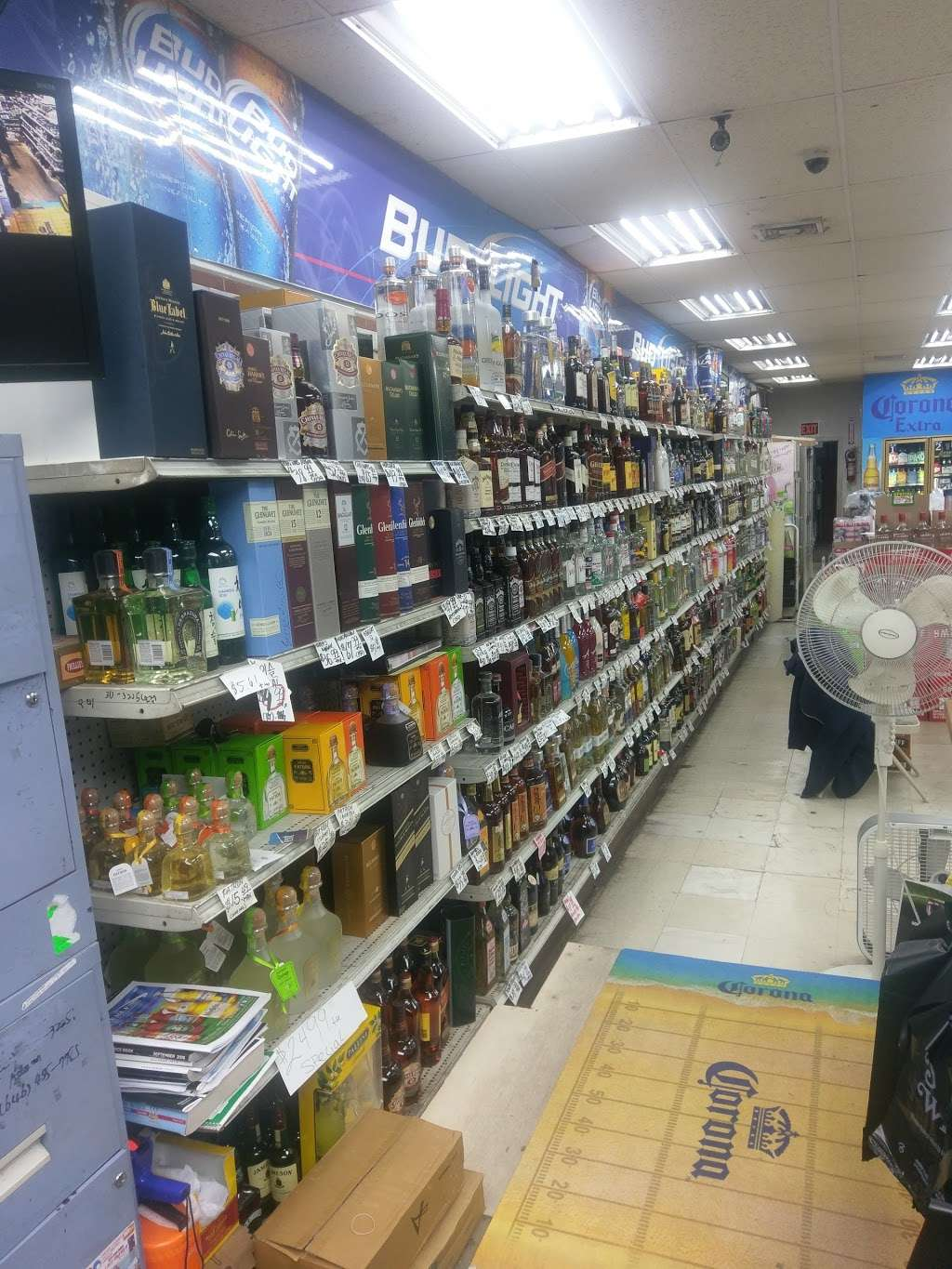 Golden Liquors - store  | Photo 9 of 10 | Address: 7119 Bergenline Ave, North Bergen, NJ 07047, USA | Phone: (201) 869-8630