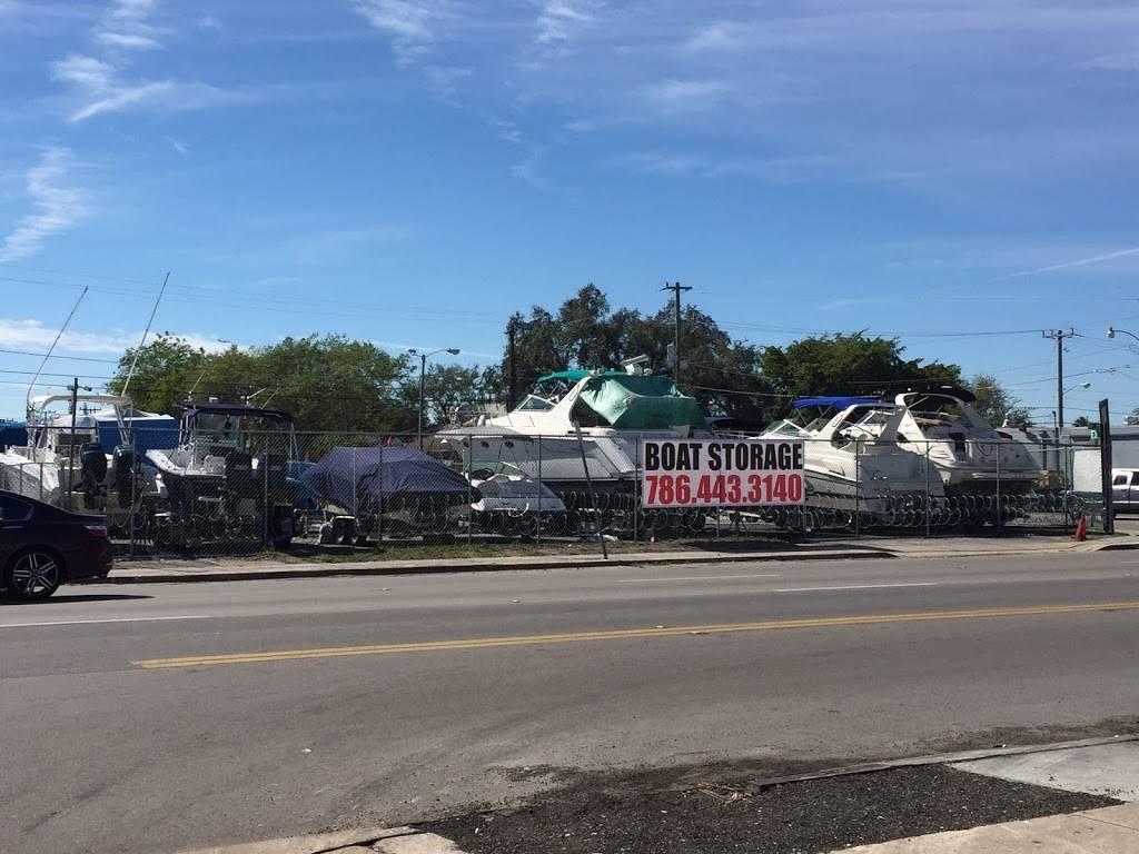 Offshore Boat & Jet-ski Storage - storage  | Photo 7 of 9 | Address: 810 NW 72nd St, Miami, FL 33150, USA | Phone: (786) 789-1051