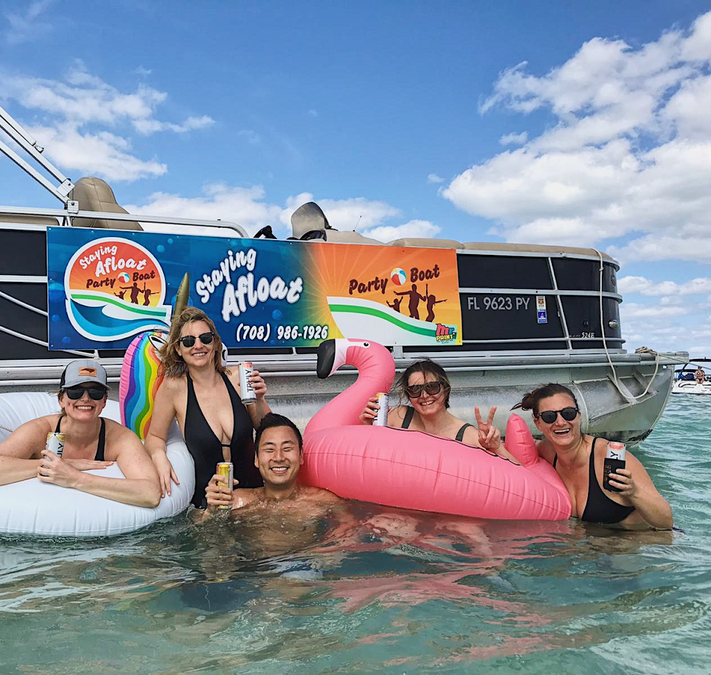 Staying Afloat Party Boat - travel agency  | Photo 3 of 10 | Address: 2305 N Willow Ave, Tampa, FL 33607, USA | Phone: (708) 986-1926
