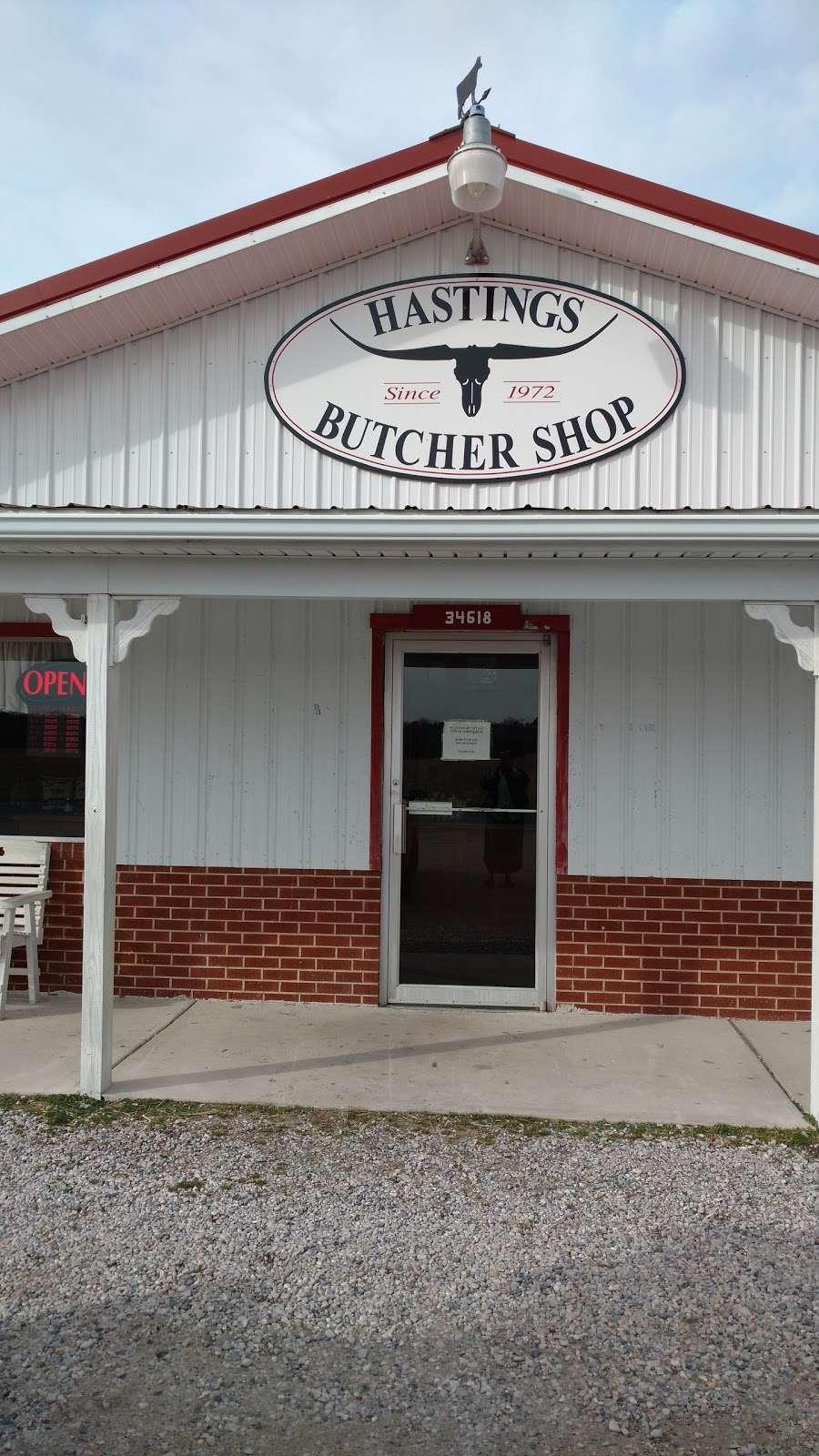 Hastings Butcher Shop - store    Photo 1 of 1   Address: 34618 Rd 510, Laurel, DE 19956, USA   Phone: (302) 875-7431