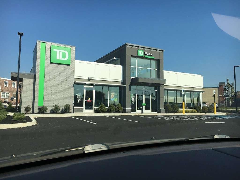 TD Bank - bank  | Photo 1 of 2 | Address: 6304 Roosevelt Blvd, Philadelphia, PA 19149, USA | Phone: (215) 613-9684