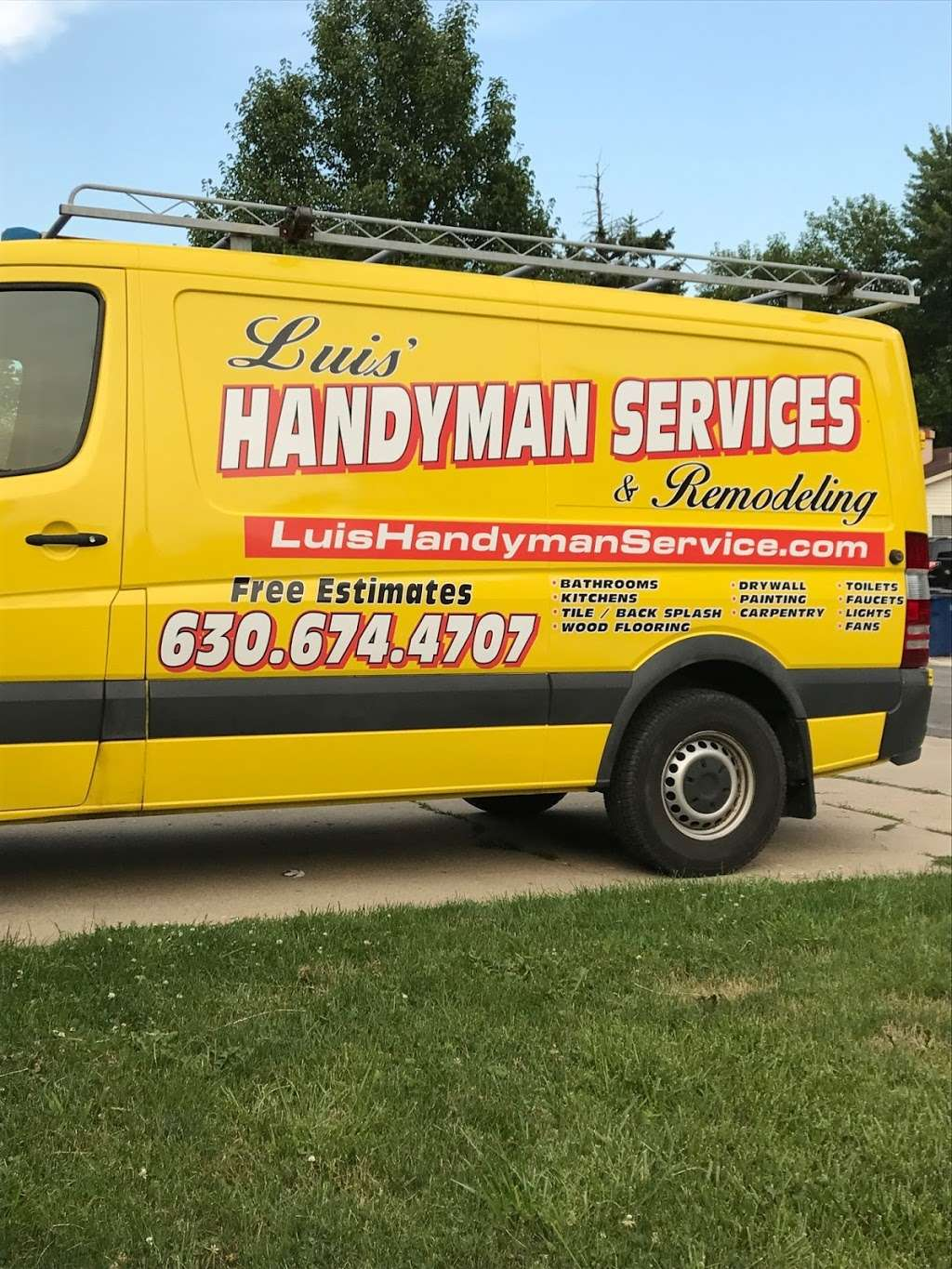 Luis Handyman Service - home goods store  | Photo 1 of 10 | Address: 136 E Altgeld Ave, Glendale Heights, IL 60139, USA | Phone: (630) 674-4707