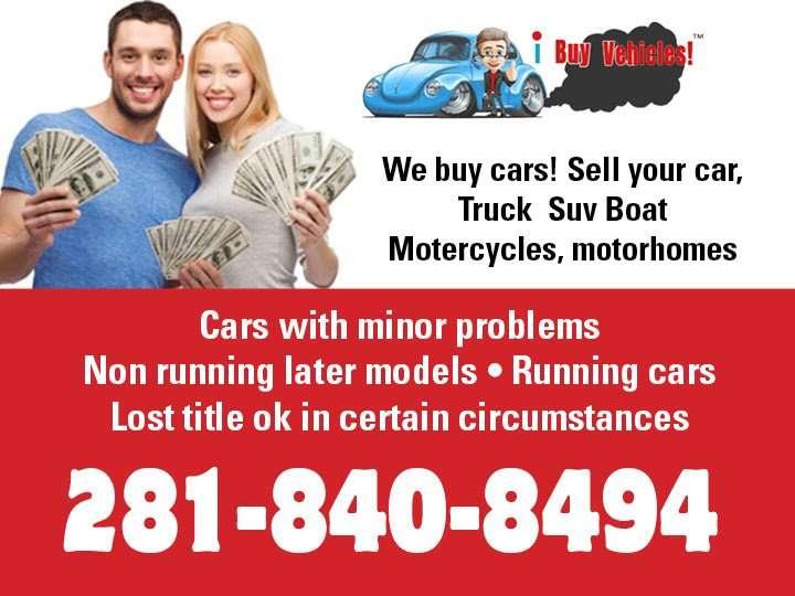 Ibuyvehicles.com - car dealer    Photo 1 of 5   Address: 8150 W Little York Rd, Houston, TX 77040, USA   Phone: (281) 840-0452