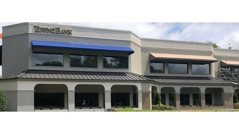 TowneBank - bank  | Photo 1 of 10 | Address: 6337 Morrison Blvd, Charlotte, NC 28211, USA | Phone: (704) 644-4001