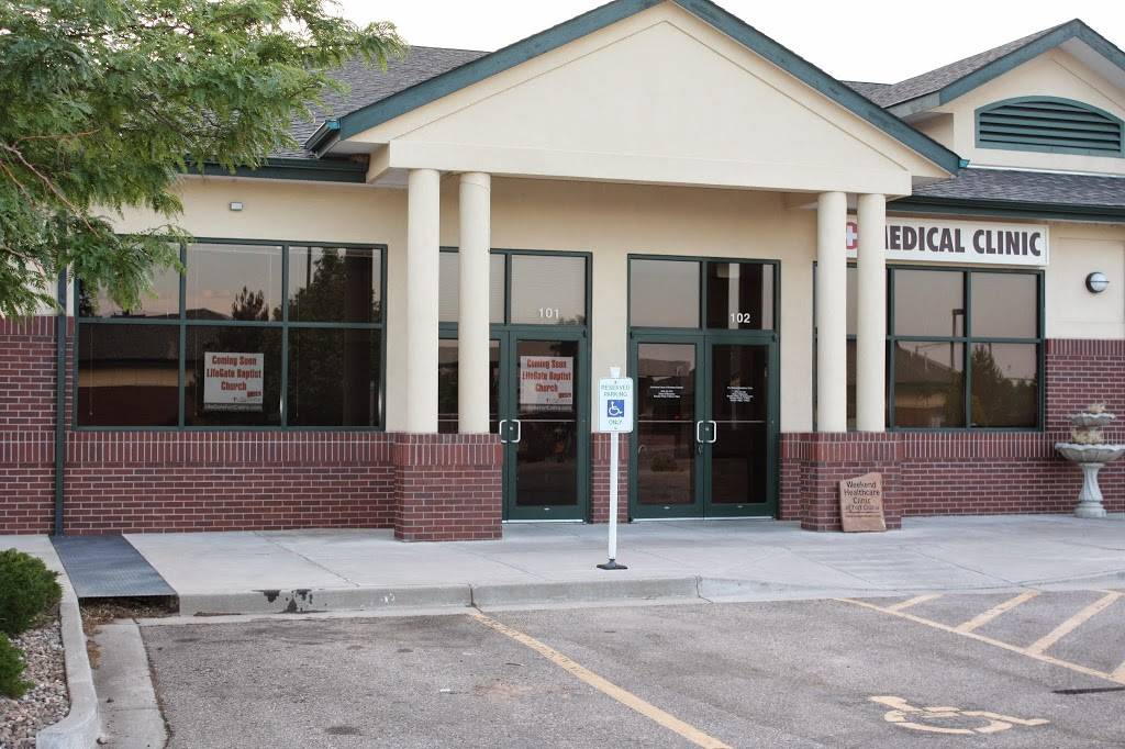 The HealthCare Clinic of Fort Collins - doctor  | Photo 1 of 2 | Address: 1721 W Harmony Rd Testing Center, Fort Collins, CO 80526, USA | Phone: (970) 223-1999