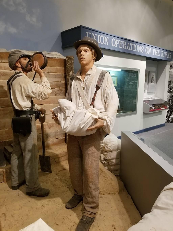 Port Hudson National Cemetery - museum  | Photo 3 of 7 | Address: 236 US-61, Jackson, LA 70748, USA | Phone: (225) 654-3775
