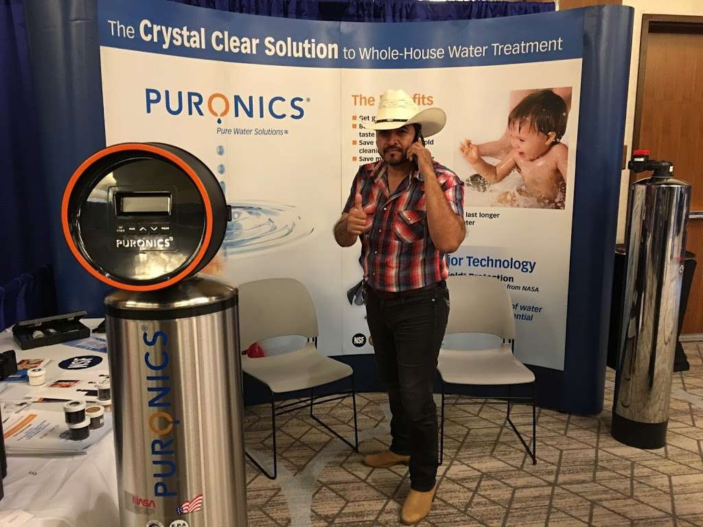 Clear Water Zone - Puronics Water Products independent dealer -  - store  | Photo 1 of 2 | Address: 6904 Long Point Rd, Houston, TX 77055, USA | Phone: (832) 649-3184