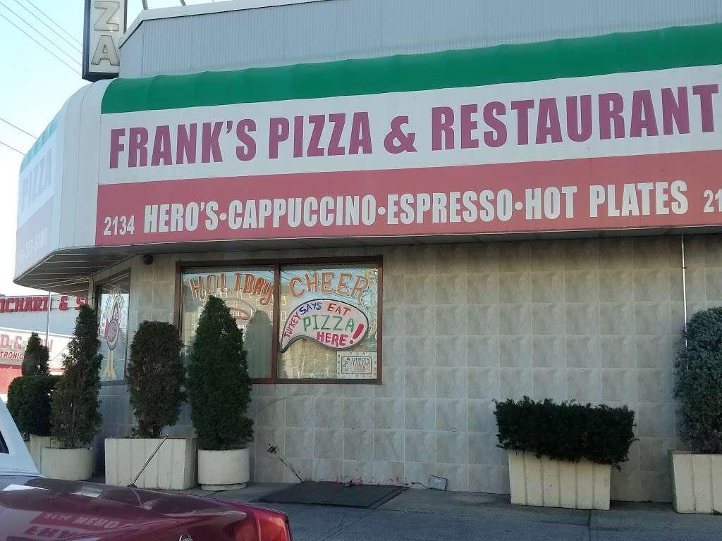 Franks Pizza - restaurant  | Photo 3 of 10 | Address: 2134 Flatbush Ave, Brooklyn, NY 11234, USA | Phone: (718) 377-8100