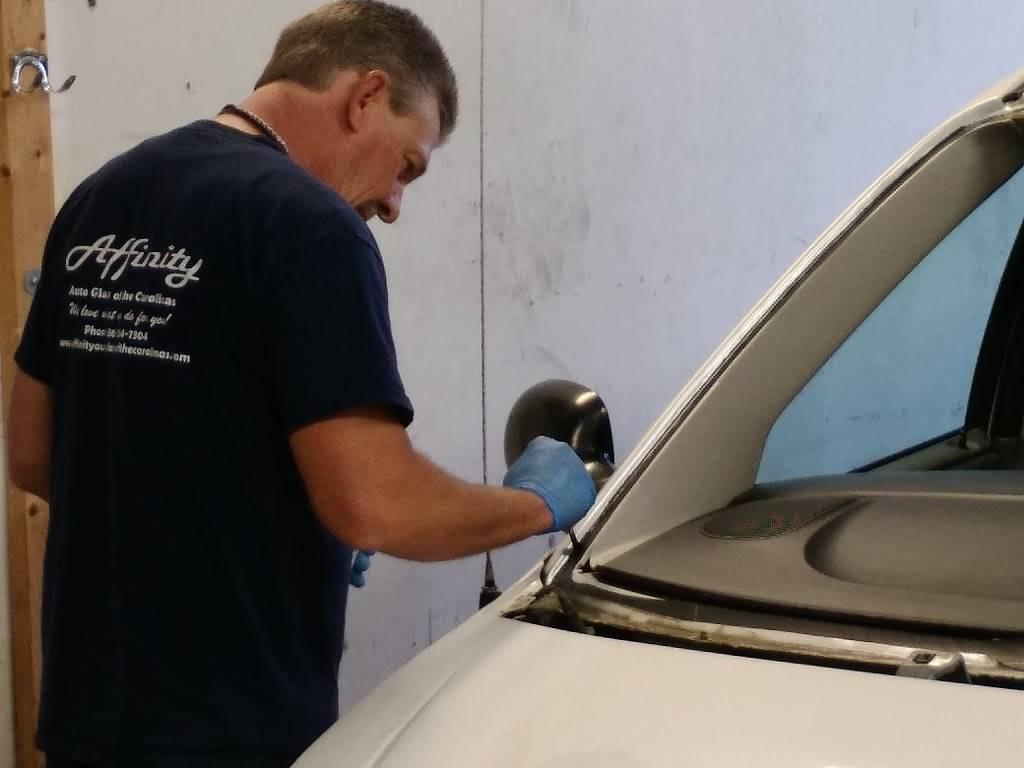 Affinity Auto Glass of the Carolinas - car repair    Photo 3 of 9   Address: 5350 University Pkwy ste k, Winston-Salem, NC 27106, USA   Phone: (336) 830-8238