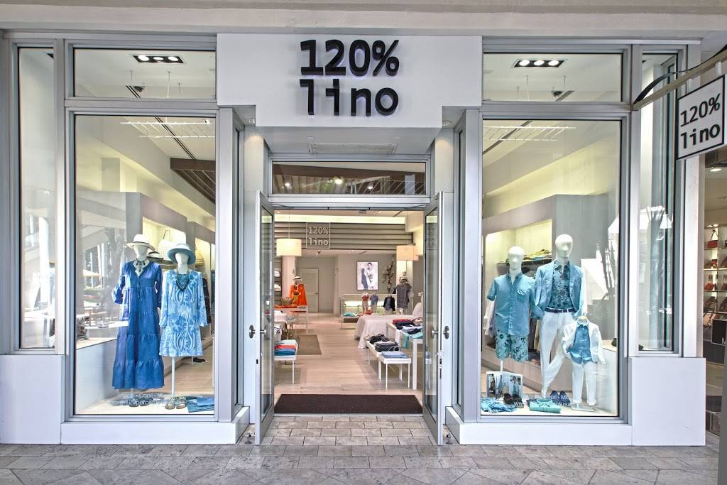 120% Lino - clothing store  | Photo 1 of 10 | Address: 342 San Lorenzo Ave # 1025, Coral Gables, FL 33134, USA | Phone: (305) 774-1212